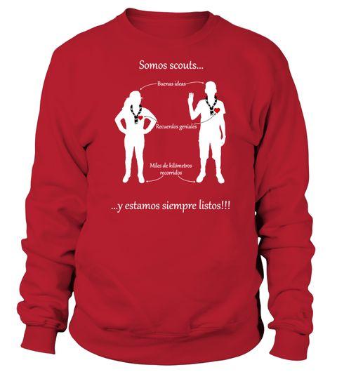 Los Sentimientos Y Las Emociones De Scouts En Una Camiseta