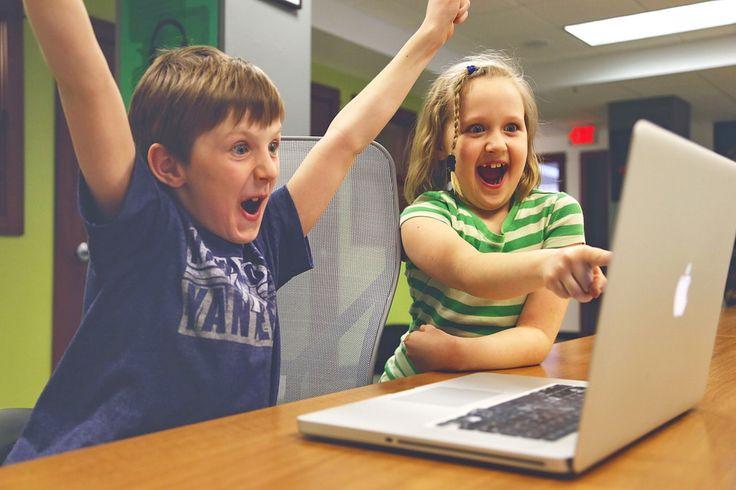 Kids Playing Game