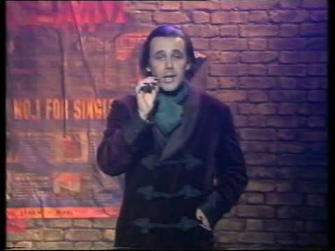 "Rob Newman as 'Jarvis The Pervert' The Mary Whitehouse Experience. ""Ohhhh gooooooddddd!"""