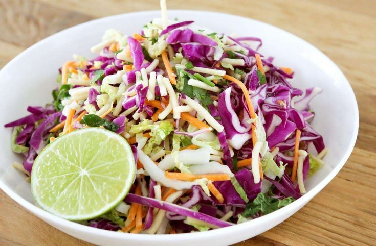 Asian Slaw - A delicious side for many Lenard's products. - https://www.lenards.com.au/recipes/asianslaw/
