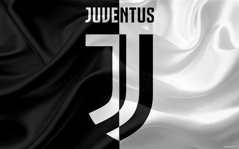 2650c20176 Scarica sfondi Nuovo logo Juventus, 4k, logo, Juventus, calcio, Serie A