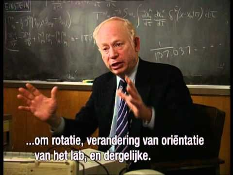 Steven Weinberg on a 'final theory' of nature and symmetry in physics - YouTube