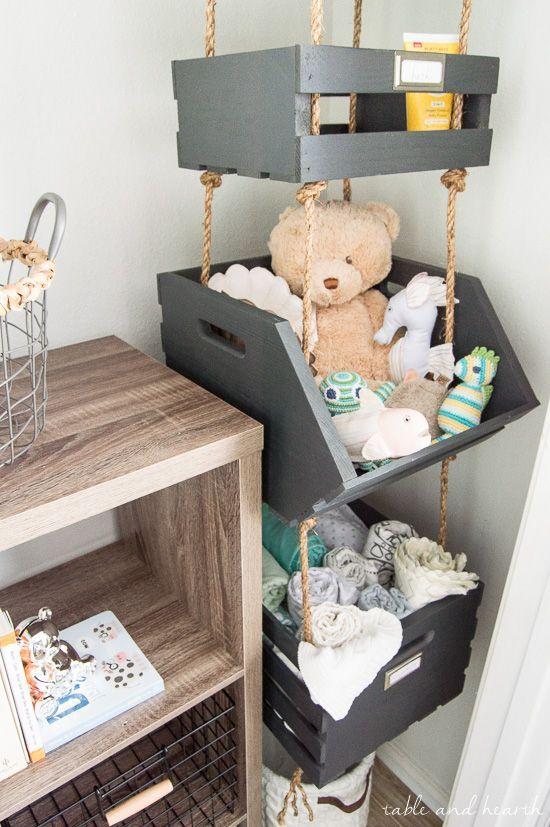 Ideas para organizar las cosas de tu bebe  En esta ocasión quiero compartir un tema muy especial con todos nuestros lectores, específicamente con las que son mamás ya que