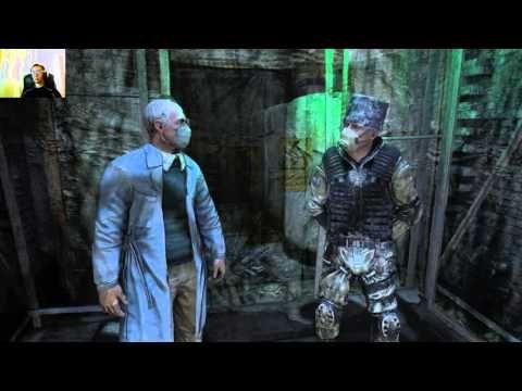 Metro: Last Light Redux Прохождение Серия 20 Карантин(Эпидемия) - YouTube