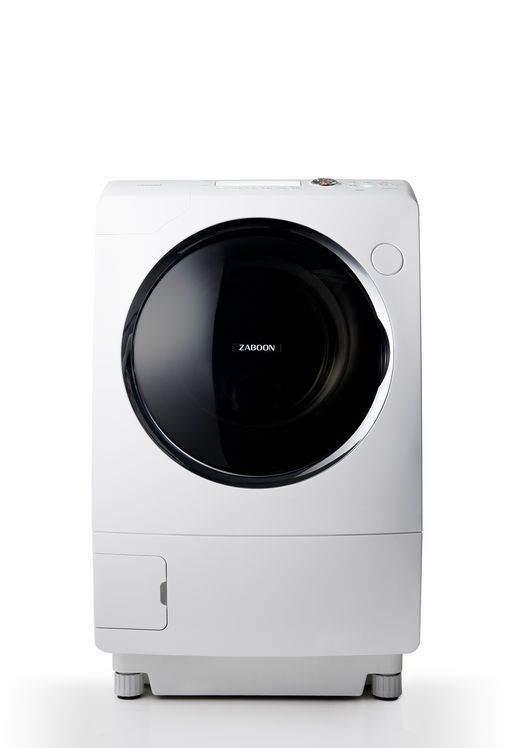 TW-Z9500/Z8500, Drum washing machine, Toshiba iF ONLINE EXHIBITION #productdesign #industrialdesign