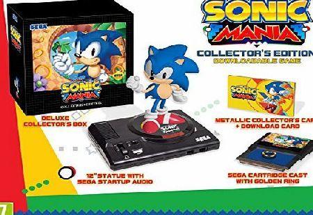 SEGA Sonic Mania Collectors Edition (PS4) No description (Barcode EAN = 5055277028146). http://www.comparestoreprices.co.uk/latest2/sega-sonic-mania-collectors-edition-ps4-.asp