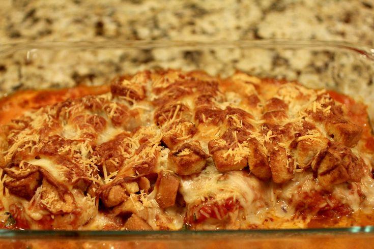 Sajtos paradicsomos rakott csirke – az íz amibe beleszeretsz :)