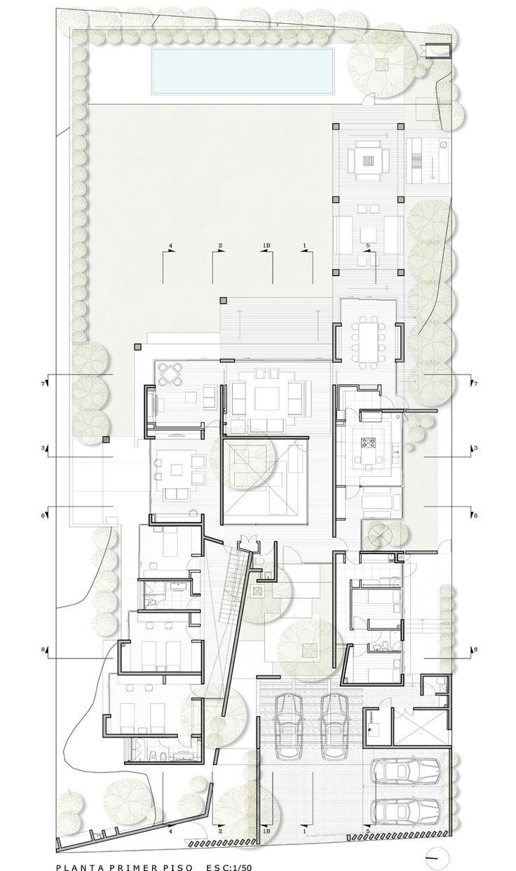 Casa Ovalle-Salinas by Jorge Figueroa Asociados   HomeDSGN