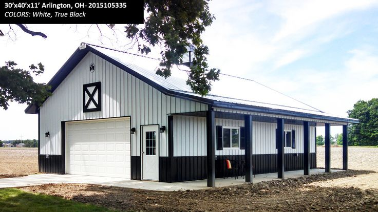 1000 ideas about pole barn cost on pinterest 40x60 pole for Cost to build a pole barn home