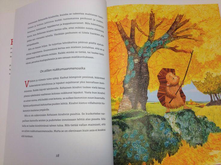 Jaana Wahlforss: Keltaisen kirahvin kirja, kuvitus Oleg Boreysho #kirja