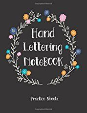These free brush lettering practice sheets will help you master the lowercase alphabet in no time! Trace examples of each letter, then try on your own!
