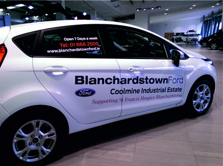Vehicle Graphics & Magnetic Signs   Car & Van Signs Ireland