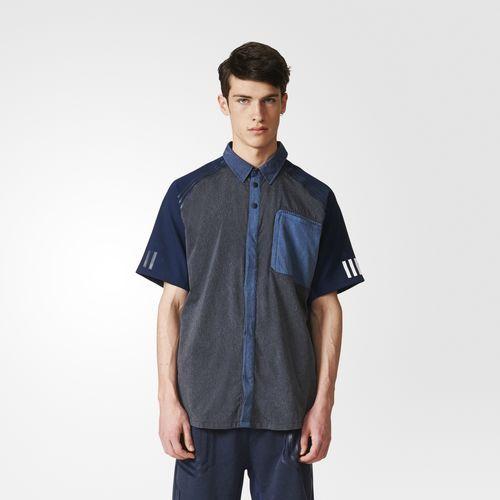 White Mountaineering Shirt - Blue