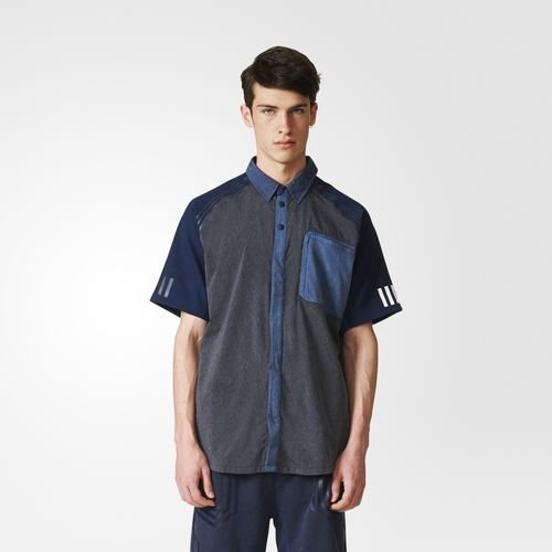 White Mountaineering Shirt - Blue