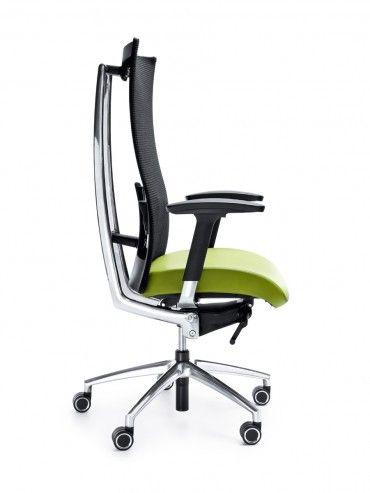 #Fotel gabinetowy #ACTION - #PROFIm http://partnermeble.pl/produkty/krzeslo-obrotowe-action/
