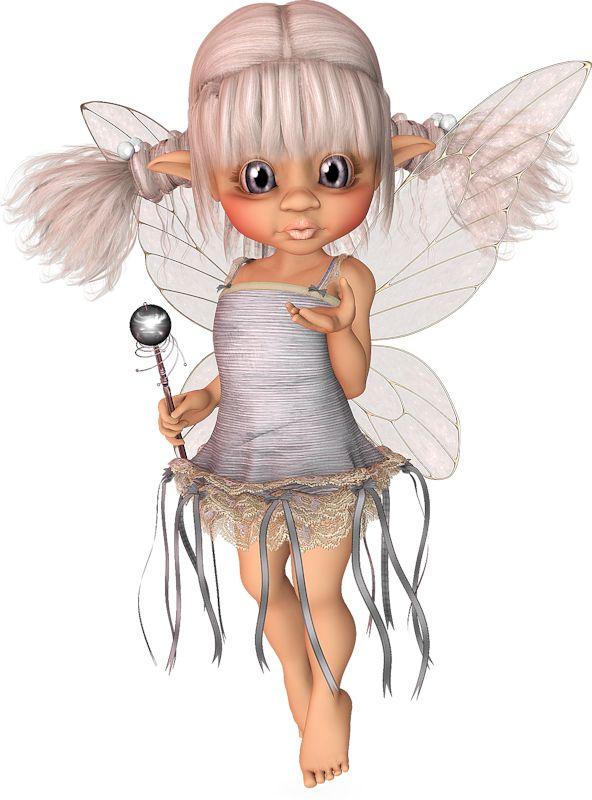 Эльфы и феи картинки детские нарисовать