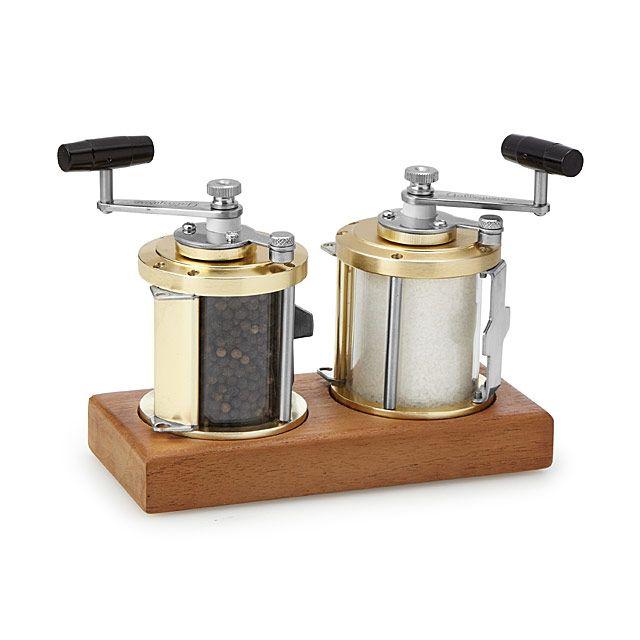 25 best ideas about pepper mills on pinterest sea salt kitchen le poste and le creuset set - Novelty pepper mill ...