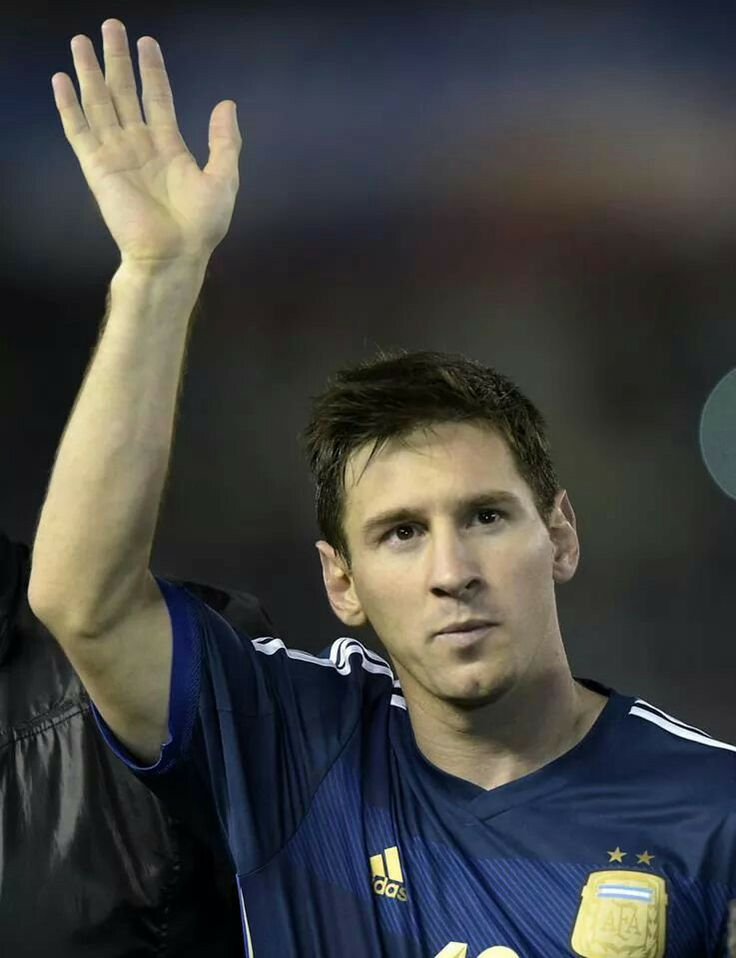 King Leo Messi, #Argentina
