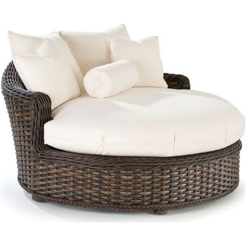 Round Wicker Cuddle Chair   Google Search