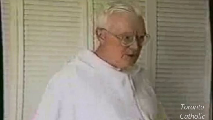 Fr John O'Connor: The Homosexual Takeover of the Dominican Order