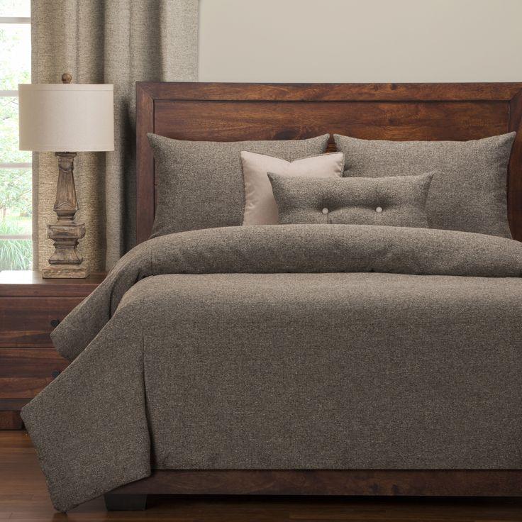 Pologear Belmont Greystone Luxury 6 Piece Duvet Cover Set
