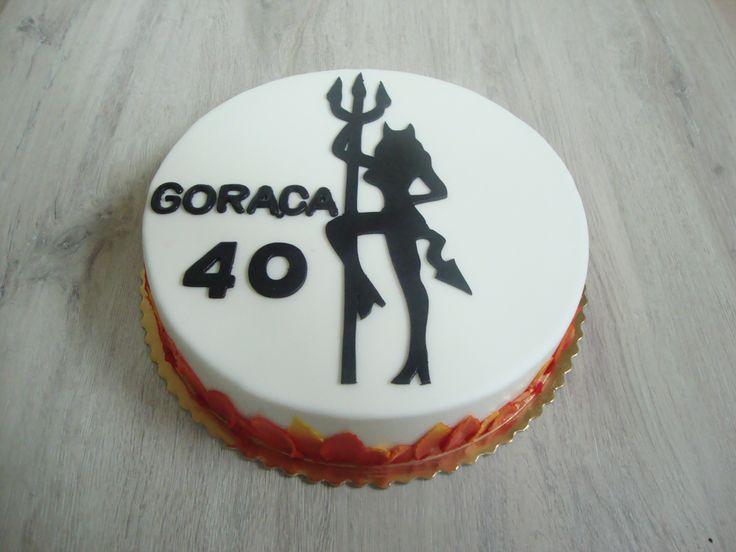 Torty Kraków Cukiernia Gateau Tort na czterdziestkę #torty #tortykraków #kraków #cukiernia #gateau #cukierniagateau #urodziny #tortyurodzinowe #tortydladzieci