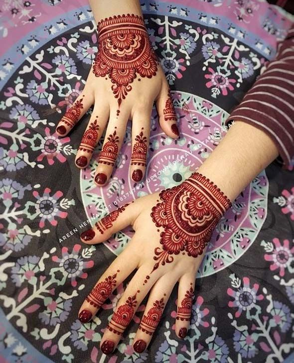 Are You Looking For Fresh And Adorable Mehndi Or Henna Designs For