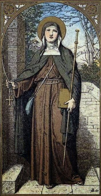St. Colette of Corbie - Jean M. Heimann