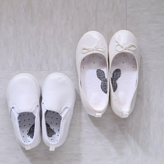 あそび育 |   幼稚園準備に。靴をひとりで履けるようになる工夫