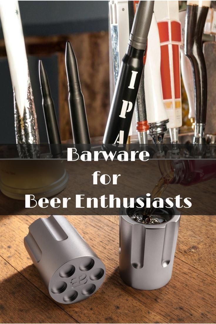 Personalized barware for any beer, whiskey, or bourbon
