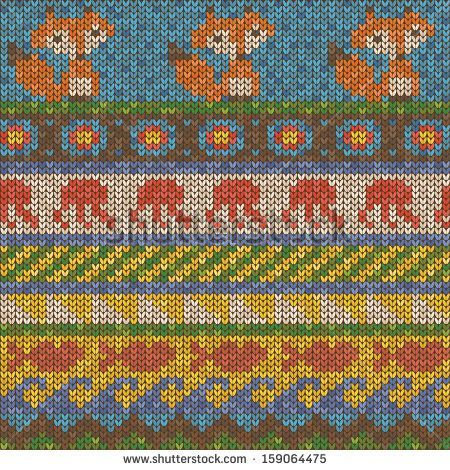 87 best Stricken – Fair Isle images on Pinterest | Boats, Carpets ...