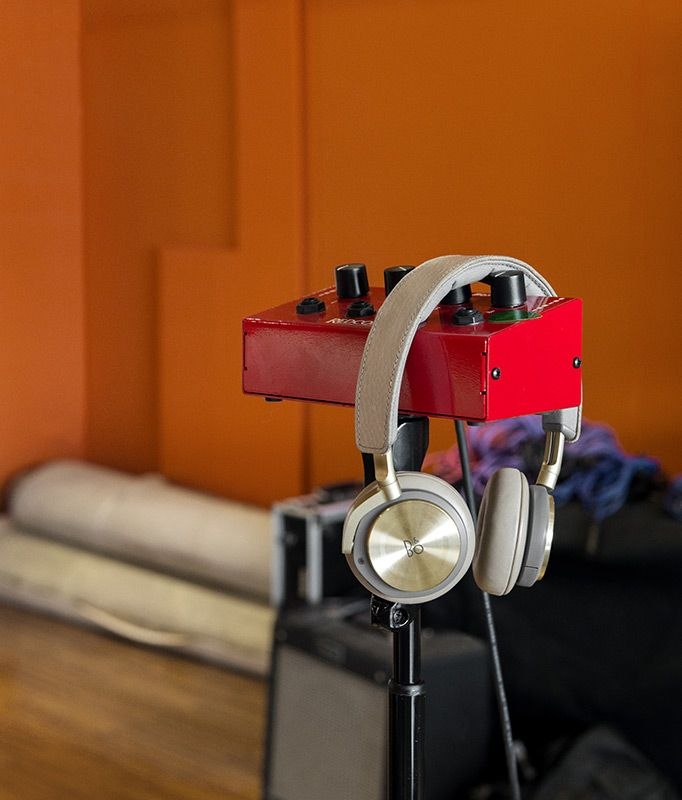 """""""A music producer shows how he set up his ideal listening experience."""" Read the full story at http://www.bang-olufsen.com/en/stories/eddie-chung"""