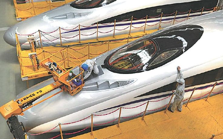 Northern Chinese city of Qingdao is becoming synonymous with high-end equipment manufacturing in the rail transportation industry.