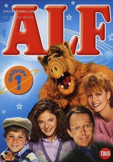 Alf - The loveable alien with the crazy laugh!