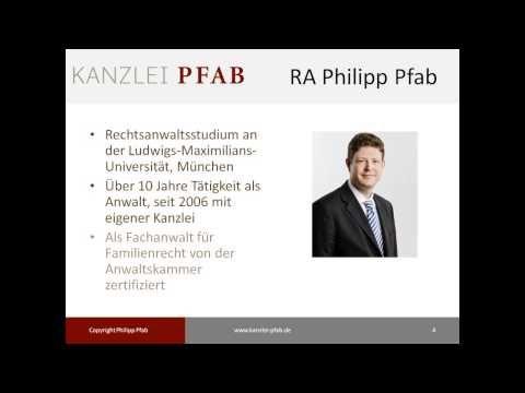 http://www.kanzlei-pfab.de/ - Ihr Fachanwalt für Familienrecht und erfahrener Anwalt für Erbrecht in München. Wir verteidigen Ihre Ansprüche fair & transparent. Besuchen Sie jetzt unsere Website mit exklusiver Know-How Sammlung für Ihre maximale Informiertheit. Kanzlei Pfab - Ihr besseres Recht