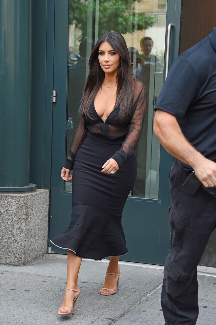 Kim Kardashian's Best 2014 Looks