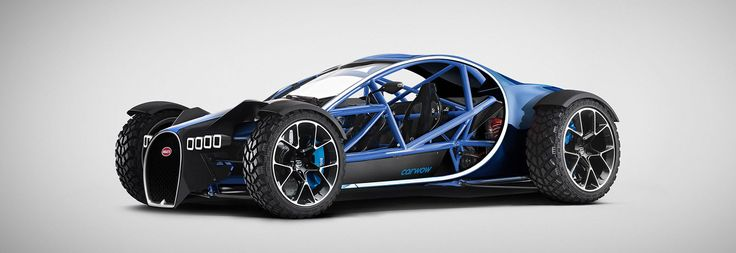 Ever wondered what happens when you crash an Aston Martin DB11 into a Land Rover Defender, or a Bugatti Chiron into an Ariel Nomad?