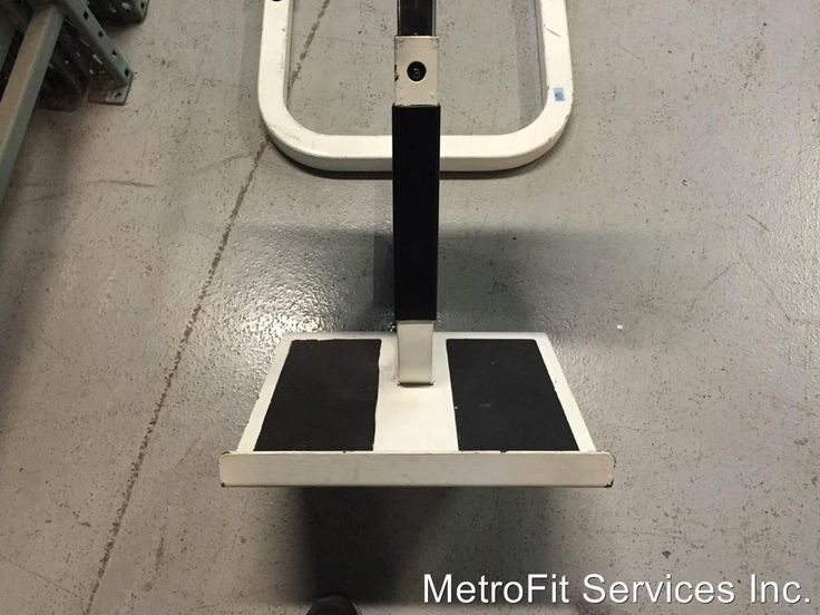 Cybex Adjustable Body Weight Back Extension