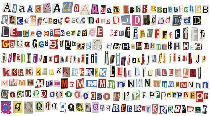 Tipográfia, avagy játék a betűkkel - Netre Veled magazin