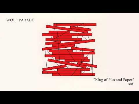 Wolf Parade - King of Piss and Paper - YouTube
