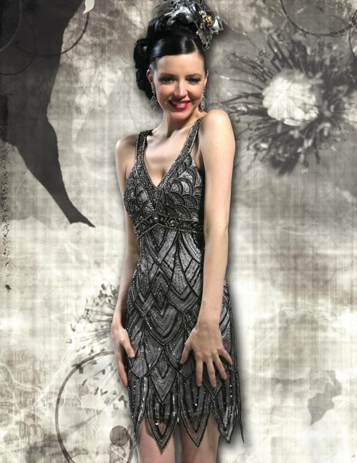Get 'The Great Gatsby' Look. #thegreatgatsby #vintage