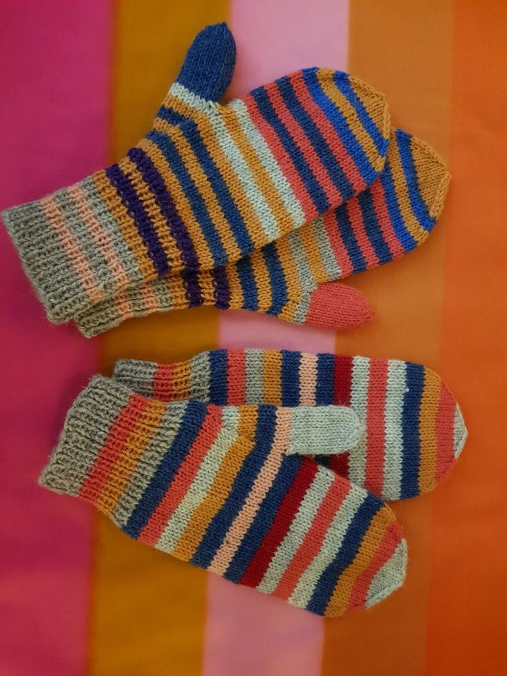 Mittens for me. 44, 46, 17.