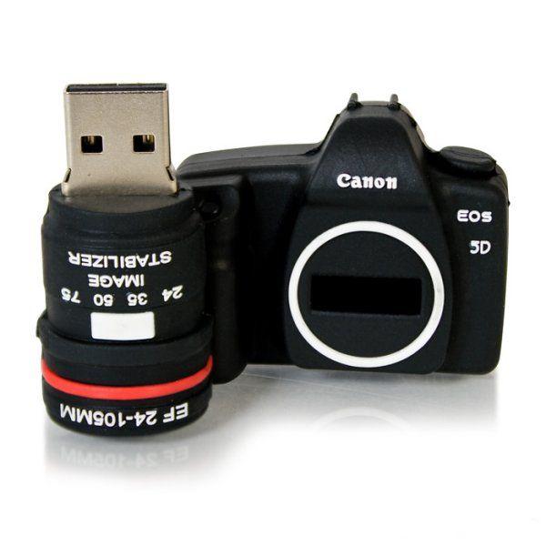 unique !Canon Miniatures, Cameras Usb, Pens Drive, Usb Drive, Usb Flash Drive, Canon Cameras, Reflexive Cameras, Canon Usb, Miniatures Cameras