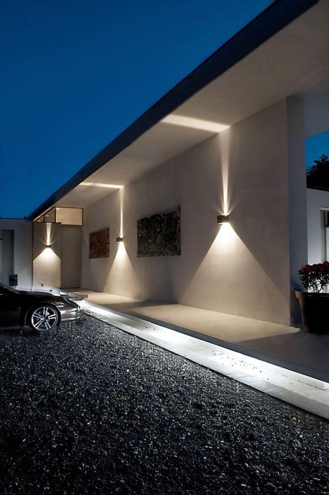 Charming House Lighting 3 Best 25 Led House Lights Ideas O Led Lighting Home Outdoor Lighting Exterior Wall Light