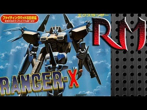 Ranger X (by Nex Entertainment, formerly Gaut Entertainment) for the Sega Genesis blew my 11 year old mind! I could control a giant robot and it's bicycle companion, where they combined together!? ERMAGHERD! Considering the broader popularity globally for Mecha Anime in the late 80's and early 90's, it's super obvious to me that this game should have had a cartoon series tie in.
