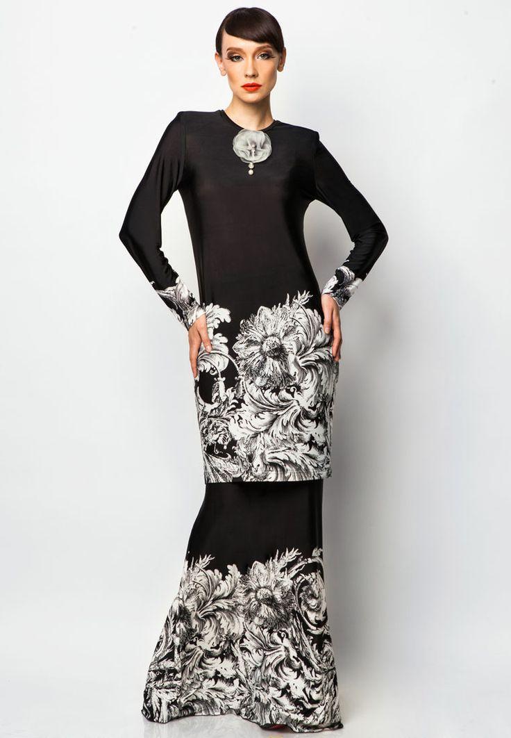 this is me...: My Favourite Design Baju Kurung 2013