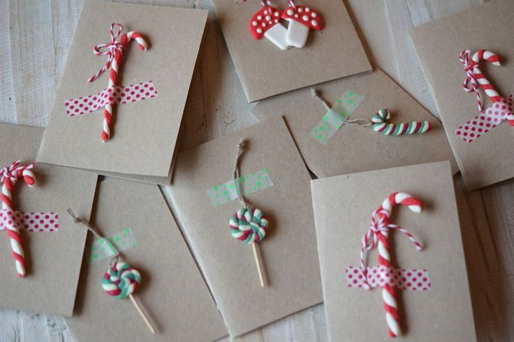 Lähetä joulukortin mukana kaunis itsetehty kuusenkoriste