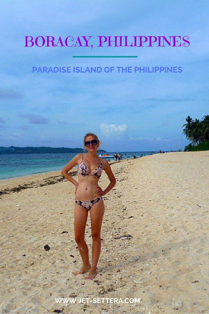 Read about Manila Philippines and Boracay Island, the Island of Paradise. It is…