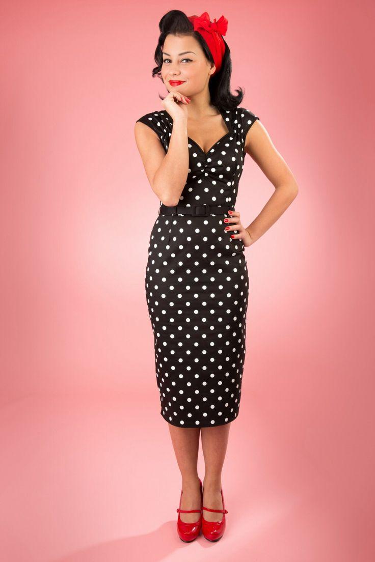 22 best 50s dresses images on Pinterest   1950s dresses, 50s dresses ...