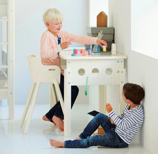 82 mejores im genes sobre escritorios infantiles mesas - Mesa escritorio infantil ...